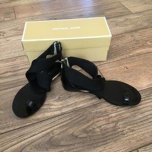 MICHAEL KORS Leather Sandals!